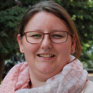 Ann Christin Klute - Vorsitzende der SPD Fraktion Enger